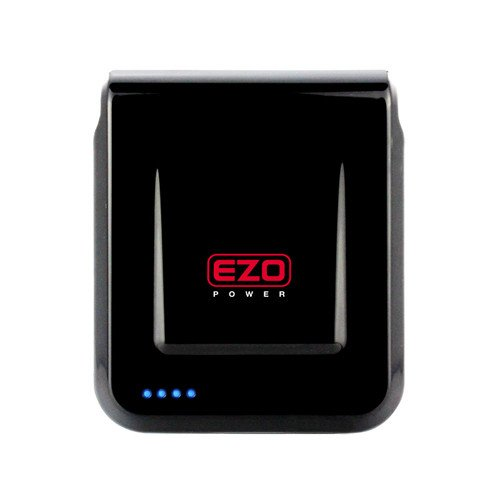 Ezopower Etriplex 9000Mah High-Capacity External Backup Battery With Built In Micro Usb Charging Port And Carrying Case - 1.5A / Black For Smartphones, Tablets, Mp3 Players And More.