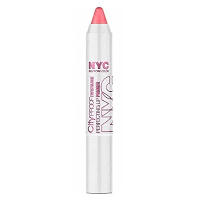 (3 Pack) NYC City Proof Twistable Perfecting Lip Primer - Universal