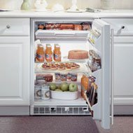 Marvel 6.1 Cu Ft White Refrigerator Freezer