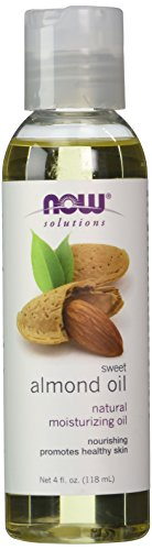 NOW Foods Almond Oil, 4 Ounce (Natural Almond Oil compare prices)