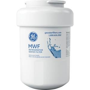 GE MWF Refrigerator Water Filter, 1-Pack