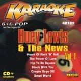 echange, troc Karaoke                                                             K - Chartbuster Karaoke: Huey Lewis & The News, Vol. 1