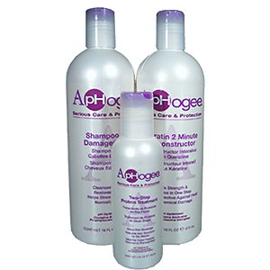 APHOGEE Serious Care & Protection Hair Care Kit