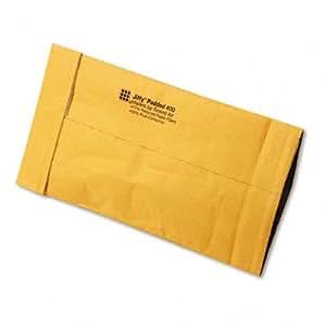 Recycled Jiffy&reg Padded Kraft Mailer, Plain Flap, 5 x 10, 250/Carton (SEL49254)