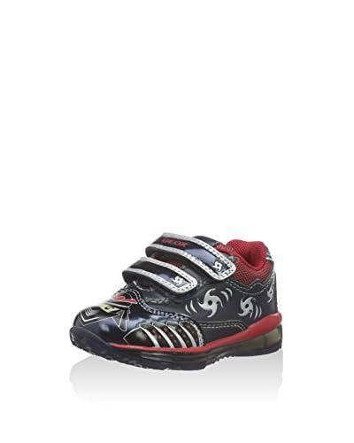 Geox Sneaker B Todo Boy C  [Blu]