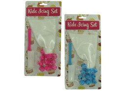 Kids icing set - Pack of 36