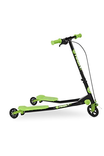 Y-Volution – Patinete YFliker A1 Verde