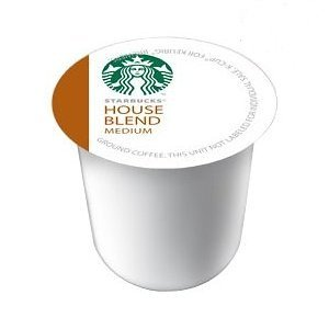 Starbucks K Cup Coffee - House Blend - 16 Pack