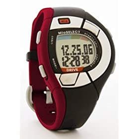 Mio Drive Heart Rate Monitor Watch