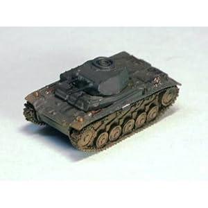1/144 ワールドタンクミュージアム Series 03-41  II号戦車F型軽戦車 単色迷彩( ジャーマングレー) 塗装済み完成品 単品