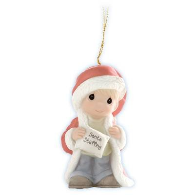 Precious Moments Stuffed With Christmas Cheer Christmas Ornament