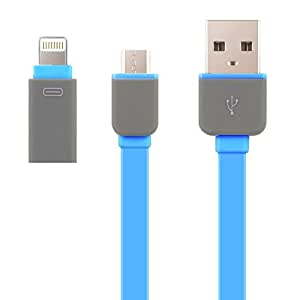 Amazon.com: ANYA 2-in-1 Charging and Data sync Cable with Micro USB