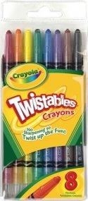 Crayola Twistables Crayons (Pack of 3)