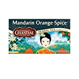 Celestial Seasonings Mandarin Orange Spice Herb Tea, 20 bags