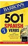 501 Spanish Verbs with CD-ROM and Audio CD (501 Verb Series) (0764197975) by Christopher Kendris