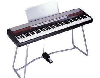 Korg SP250 Stage Piano (Black)