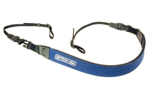 Op/Tech Usa Fashion Strap 3/8-Inch (Navy)
