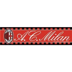 AC Milan 3 X 12 Bumper Strip