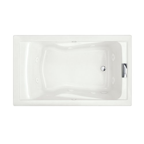020 evolution 5 feet by 36 inch deep soak whirlpool bath tub wi