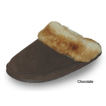 Cheap Cloud Nine Northwest Slip-In Chocolate Women's Slipper Large (B002YZ4DWU)
