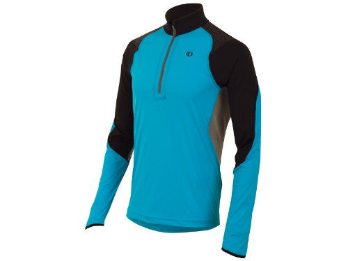 Pearl Izumi Men'S Ultra Inside Out Long Sleeve Top, Electric Blue, X-Large