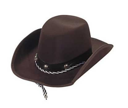Fun Express Baby Sized Cowboy Western Rodeo Hat, OSFA