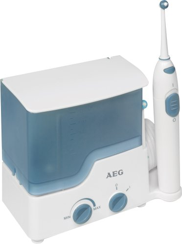 AEG MD 5503 Electric Toothbrush Set with 4 nozzles