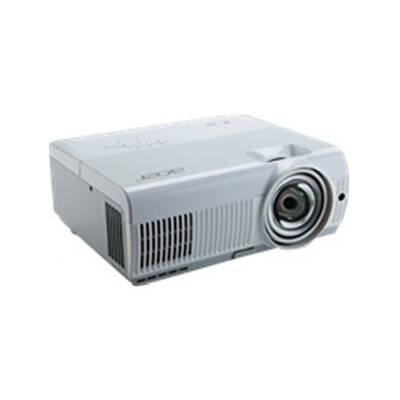 Acer S1210 DLP Projector HDTV 1024x768 XGA 4000:1 2500 lumens 4:3 USB VGA Speaker