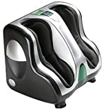 Leg Foot Calf Ankle Calves Massager w/ LCD Screen, Kneading and Vibrating
