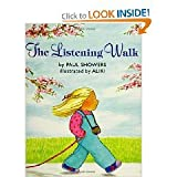 The Listening Walk (0440848555) by Paul Showers