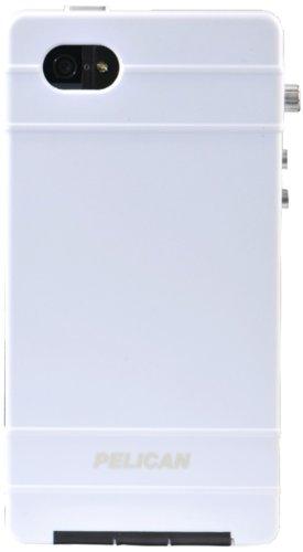Pelican Iphone 5 Vault Series Progear Case - Retail Packaging - White/Black