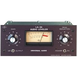 Universal Audio LA-3A Classic Audio Leveler from Universal Audio