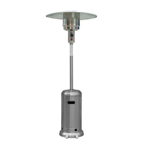 Palm Springs Stainless Steel Propane Gas Patio Garden Restaurant Heater