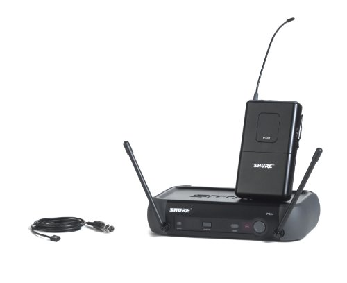 Shure PGX14/93 Lavalier Wireless System, J6