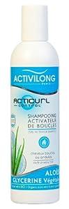 Activilong Acticurl Curl Activator Shampoo Aloès Glycerine Vègètale 250ml