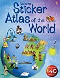 Sticker Atlas of the World - Internet Referenced (Sticker Atlases) (0794509118) by Turnbull, Stephanie