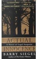Actual Innocence (A Novel of Legal Suspense)