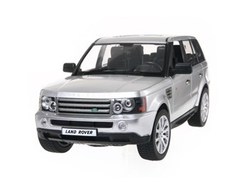 Review Light and RASTAR 28200 1 ? 14 minutes 6 Channel Remote Control Land Rover Range Rover RC Car Simulation Model (Gray)  Best Offer