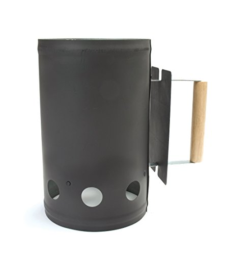 Charcoal Companion Black Chimney Charcoal Starter (Chimney For Charcoal compare prices)