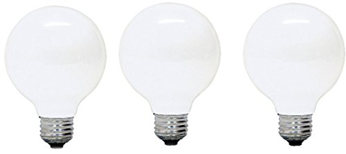 GE Lighting 69812 25-watt, 145-Lumen G25 Bulb