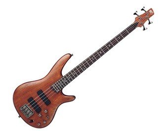 Ibanez SR500 Bass Guitar in Brown Mahogany