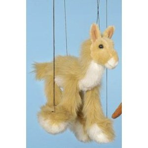 Exotic Animal (Llama) Small Marionette by Sunny Puppets