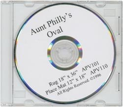 Aunt Philly's DVD, Oval Rug at Amazon.com
