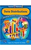 Data Distributions: Describing Variability and Comparing Groups (Connected Mathematics 2, Grade 7)