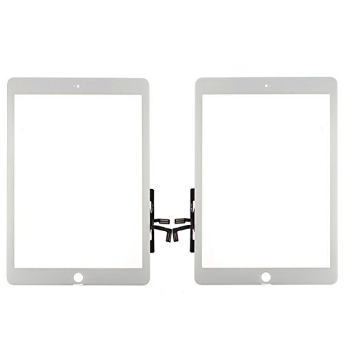 White Touch Screen Digitizer Panel for Ipad Air 5th +Tools