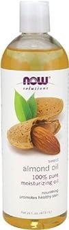 NOW Foods Sweet Almond Oil, Moisturiz…