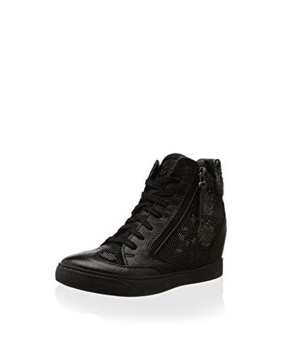 DONNA PIU' Sneaker Alta [Nero]