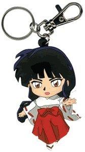 Inuyasha Kikyo PVC Keychain - 1