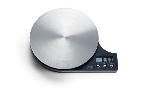 ADE Germany KE 703 Sara Balance de cuisine digitale en acier inoxydable