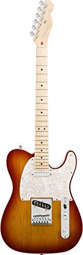 Fender American Deluxe Telecaster, Maple Fretboard - Aged Cherry Sunburst (Fender American Telecaster Deluxe compare prices)